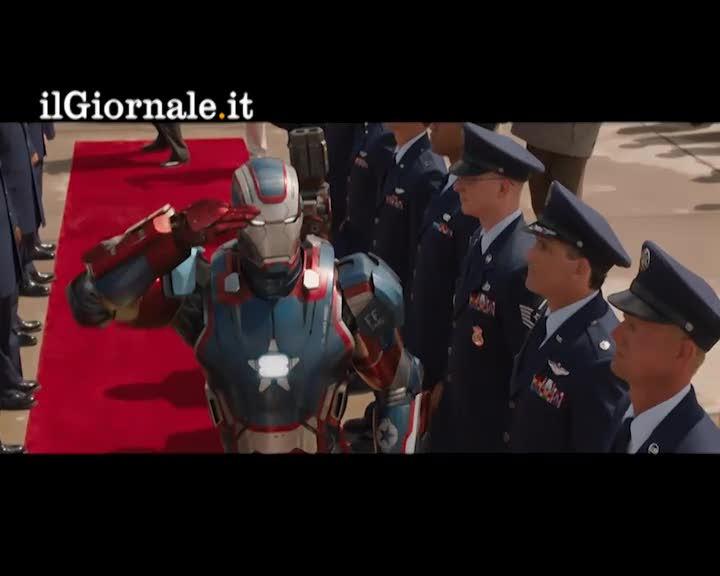 Iron Man 3: ecco il trailer