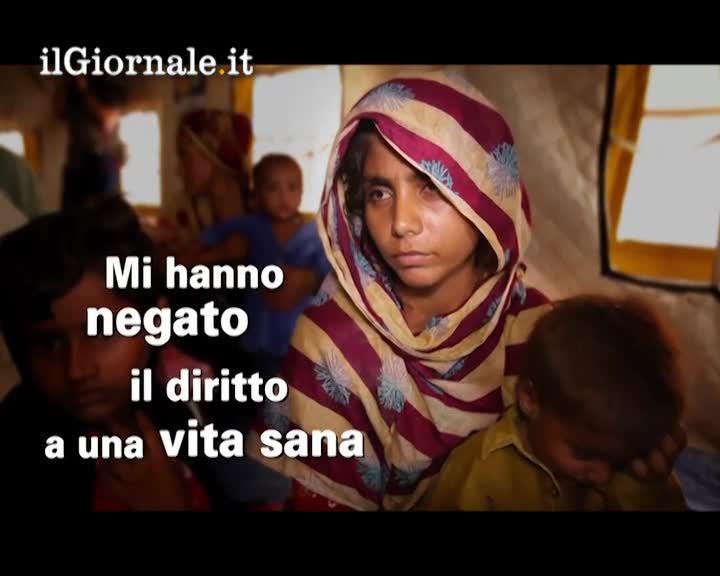 """""""Bambine, non spose"""": il video-denuncia UNICEF"""