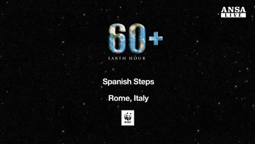 L'ora della Terra, stop luce in 150 Paesi