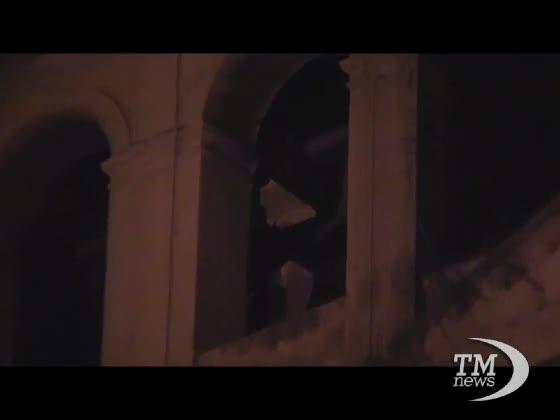 Fantasma sul campanile: è giallo a Palermo