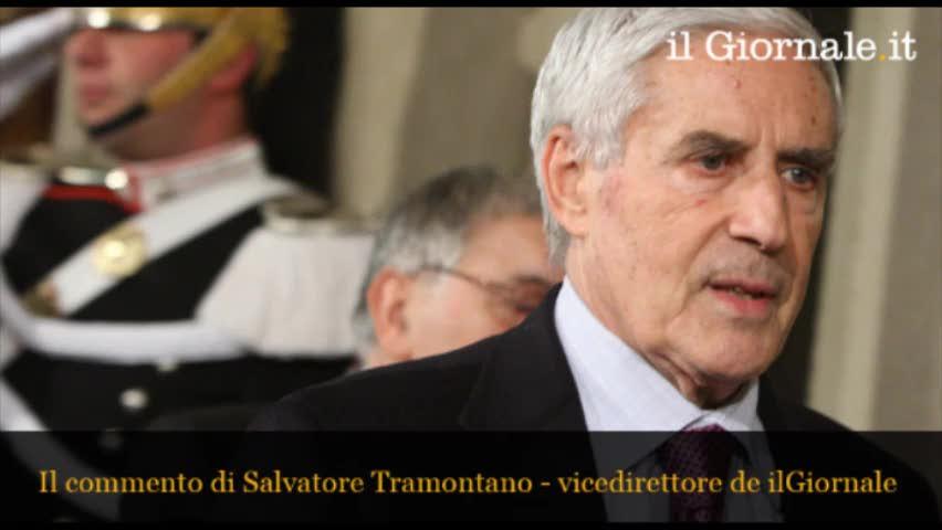 """Tramontano: """"Marini, presidente della pacificazione"""""""