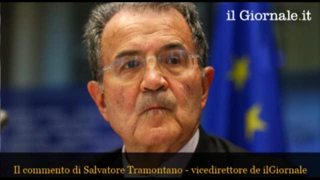 """Tramontano: """"Il rischio per il Paese è Prodi al Colle"""""""