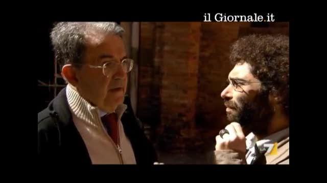 """Prodi: """"Alla corsa per il Quirinale non ci si iscrive"""""""