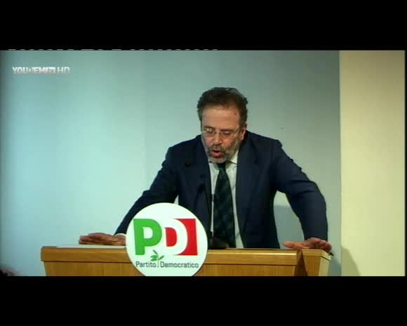 """Ranieri: """"Il Pd sia coraggioso e voti Renzi"""""""