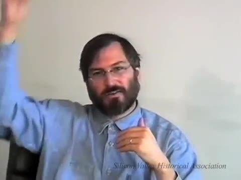 """Video inedito di Steve Jobs: """"Nessuno si ricorderà di me"""""""