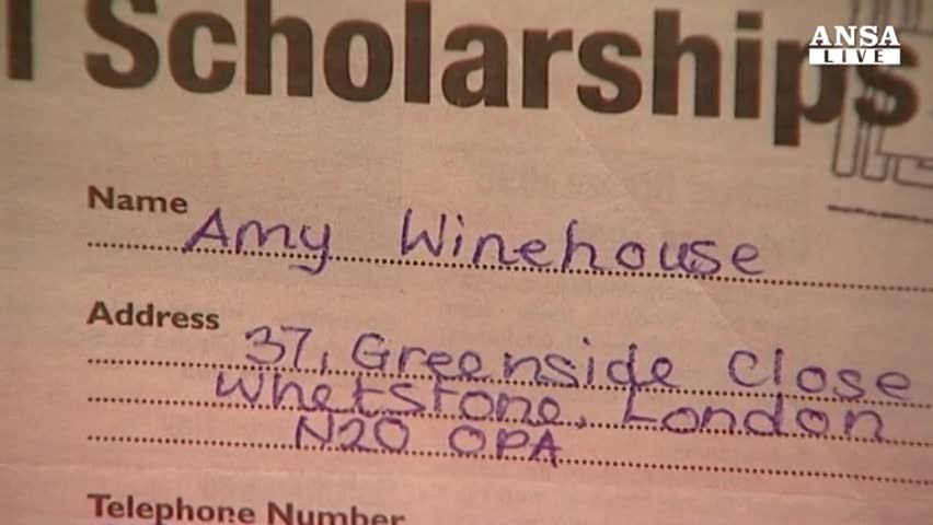 Mostra dedicata a Amy Winehouse