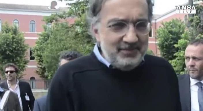 """Marchionne accusa: """"Impossibile investire in Italia"""""""