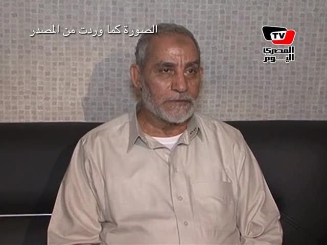 Egitto: arrestato  Badie, leader della Fratellanza