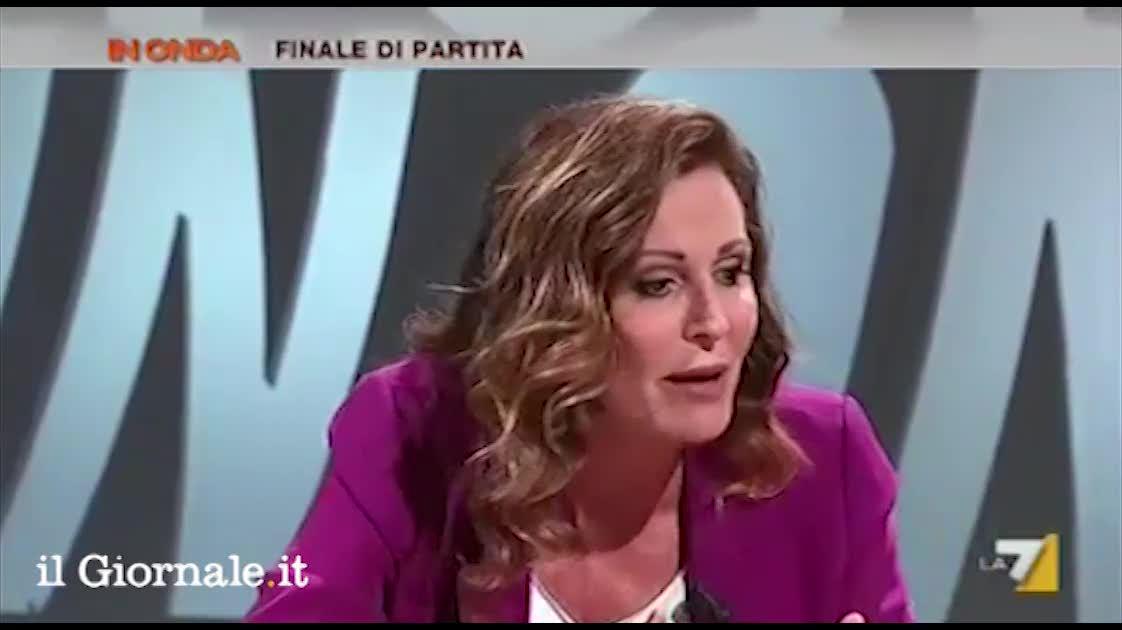 """La Santanchè alla Serrachiani: """"Si sta incartando"""""""