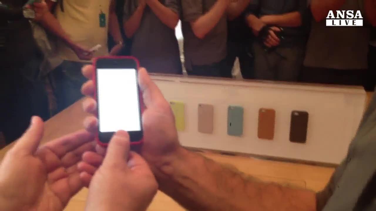 iPhone 5Ce 5S: la presentazione