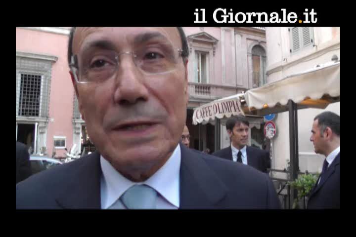"""Forza Italia, Schifani: """"Puntiamo al 51%"""""""