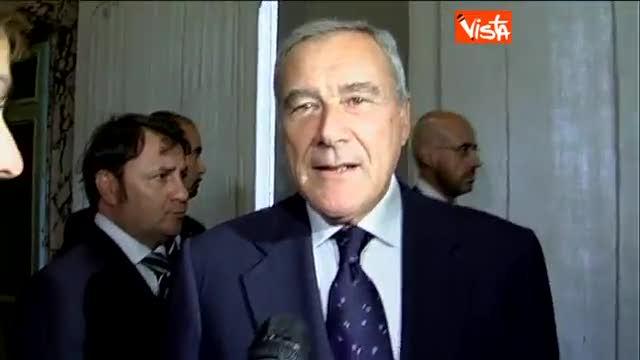 """Insulti al Cav, Grasso: """"Avvierò un'indagine su Crimi"""""""