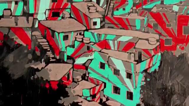 La bellezza combatte i pregiudizi: tripudio di colori per le favelas di Rio