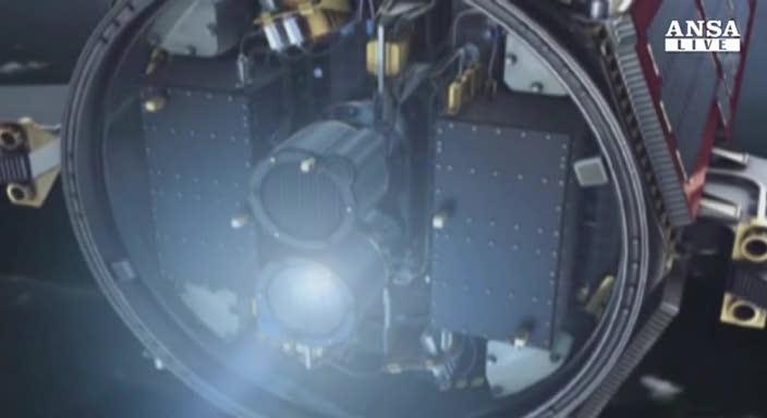 Il satellite Goce si disintegra nell'atmosfera