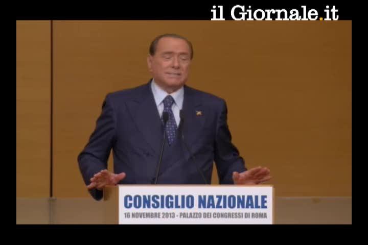 "Berlusconi: ""La sinistra vuole la mia testa"""