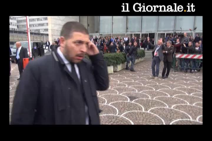Berlusconi lascia il Congresso
