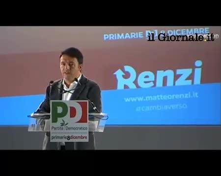 """Renzi: """"Un giornale vuole fare un pezzo contro di me"""""""