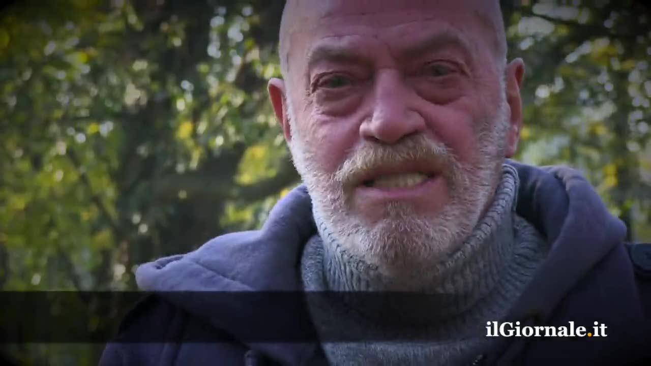 """TONI CAPUOZZO per """"GLI OCCHI DELLA GUERRA"""""""