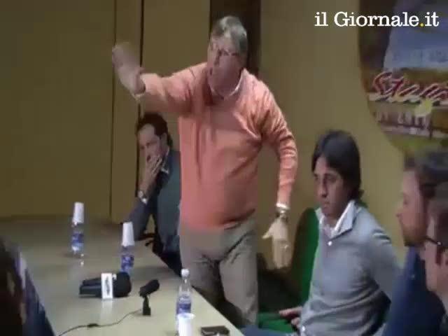 Lega Pro, il patron del Messina si scaglia contro un giornalista
