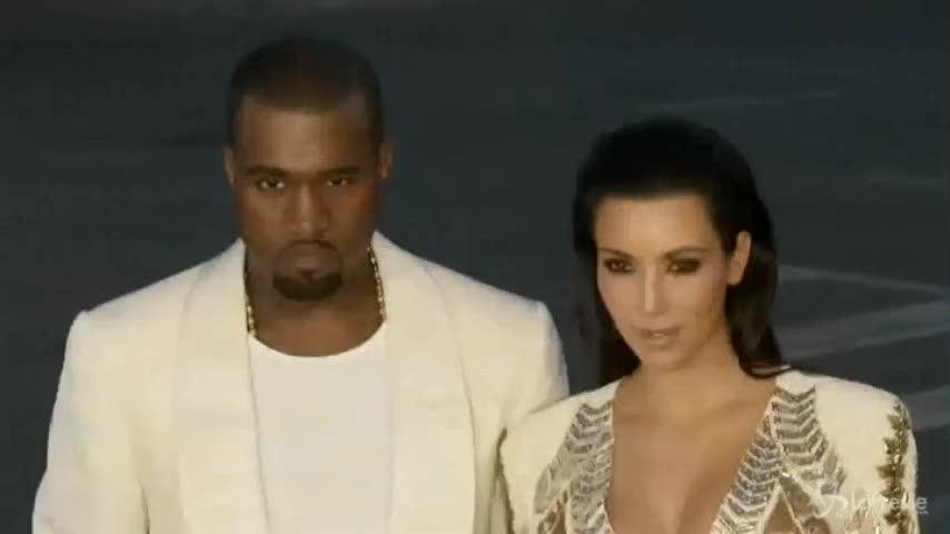 Kardashian e West nella nuova casa anche la panic room