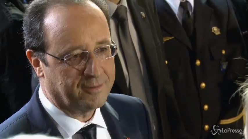 Julie Gayet, amante del presidente Hollande?