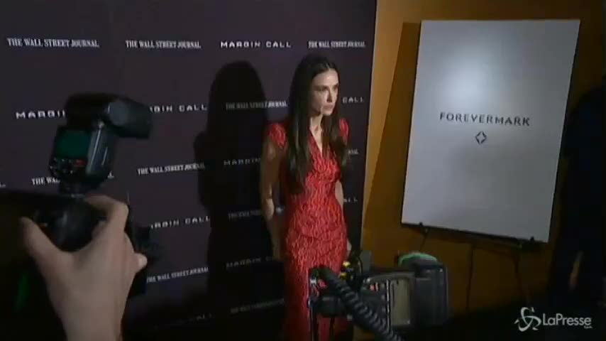 Demi Moore felicemente fidanzata con Sean