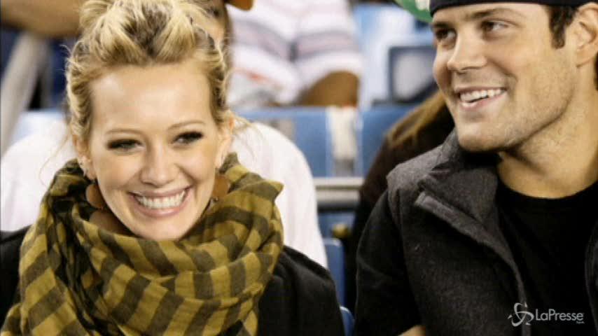 Hilary Duff e Mike Comrie si separano dopo tre anni di matrimonio