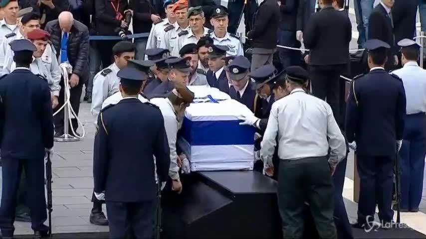 Salma di Sharon alla Knesset