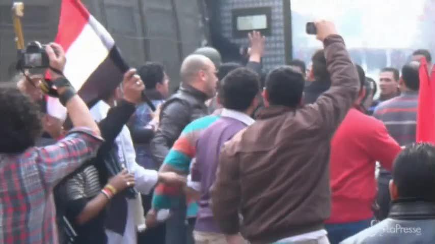 Egitto, anniversario della rivoluzione nel sangue