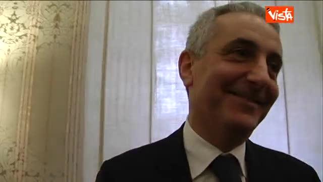"""Quagliariello glissa sull'Italicum: """"Via la telecamera"""""""