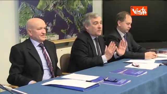 """Tajani: """"80% del debito Pa non sfora il patto di stabilità"""""""