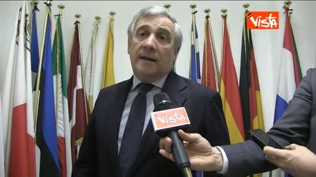 """Tajani: """"Con la nuova direttiva si pagherà una mora dell'8%"""""""