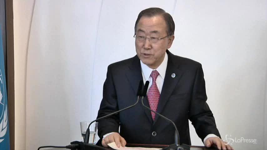 Sochi, Ban Ki-Moon contro gli attacchi ai gay