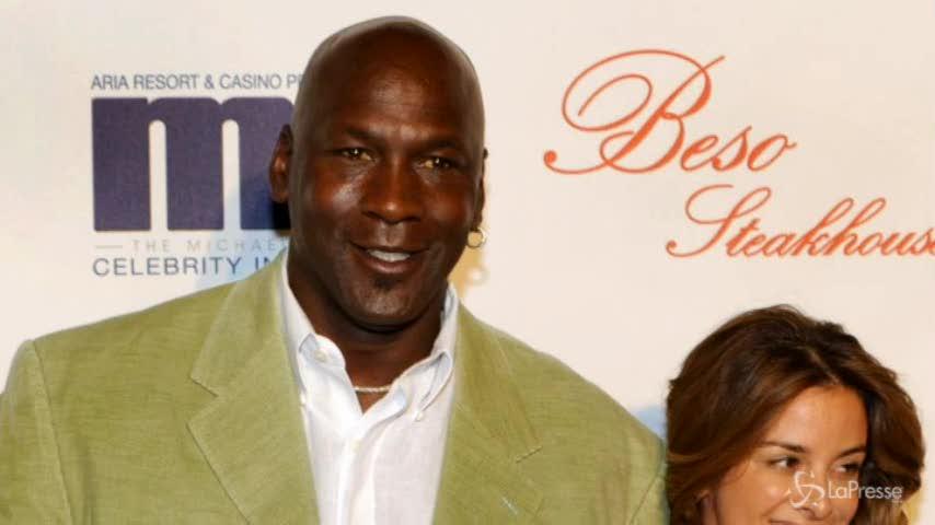 Michael Jordan di nuovo papà: sono nate le gemelle Victoria e Ysabel