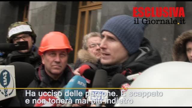 "Kiev, l'autodifesa di Maidan: ""Yanukovich non tornerà più"""