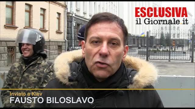 In prima linea anche l'ambasciatore italiano a Kiev