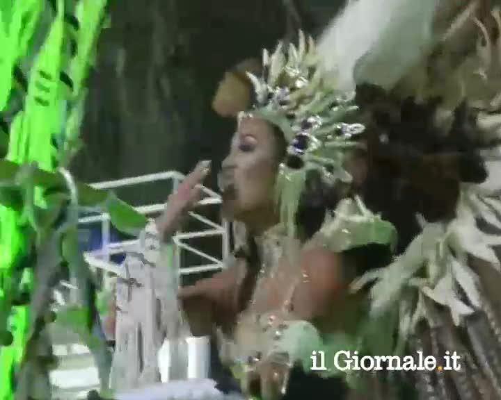 Partono i festeggiamenti per il Carnevale di Rio