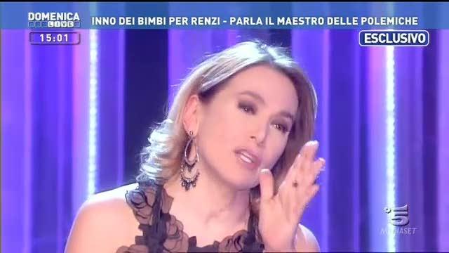 """Barbara D'Urso: """"Siracusa un paesino della Sicilia"""""""