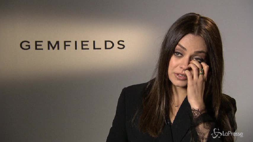 Festa pre-wedding a Cannes per Mila Kunis