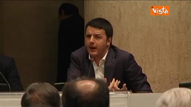 "Renzi: ""Bruxelles rispetti i cittadini"""