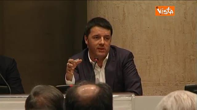 "Renzi: ""Preoccupanti analogie con D'Alema"""