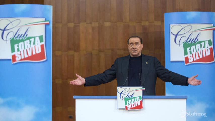 """Berlusconi: """"Il mio cane dall'anima limpida"""""""