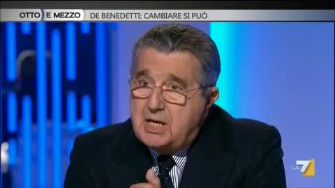 Ecco la gioia di De Benedetti: cedere ai figli i conti in rosso