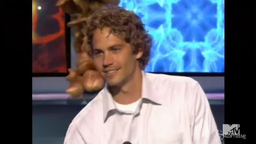 MTV Movie Awards: sul palco tributo a Paul Walker
