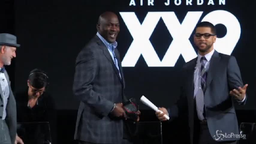 Dall'America le nuove Air Jordan: due anni di progetto