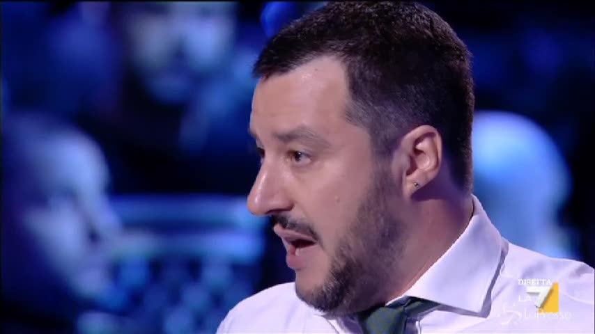 Salvini: Renzi sta alimentando la rabbia popolare