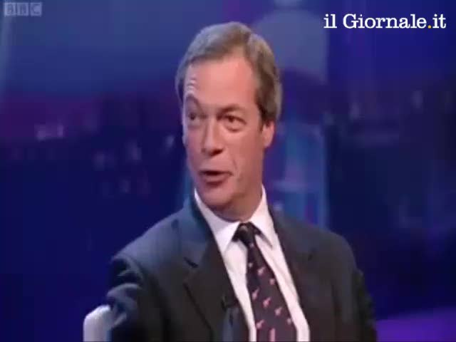 Ma come si pronuncia Farage?