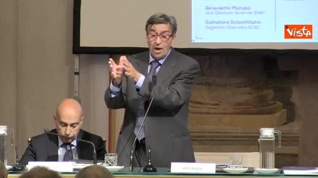 """Enac, Riggio: """"I conti di Alitalia sono in ordine"""""""