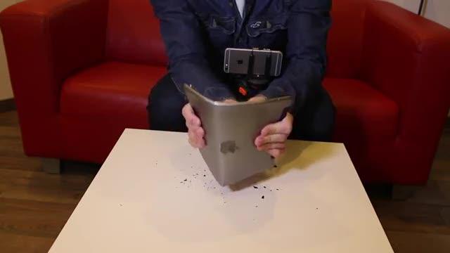 L'iPad Air 2 si piega