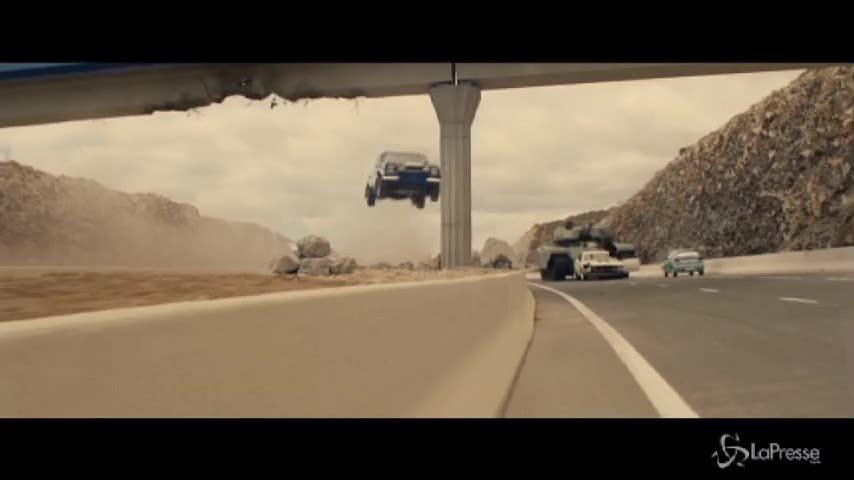 Arriva Furious 7: sul grande schermo ancora Paul Walker